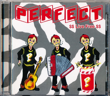 Jamie Clarke's Perfect: Live Free