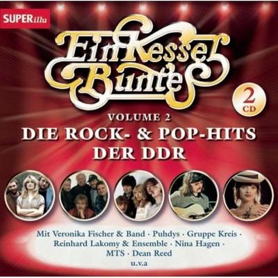 Ein Kessel Buntes, Volume 2, Die Rock- & Pop-Hits der DDR