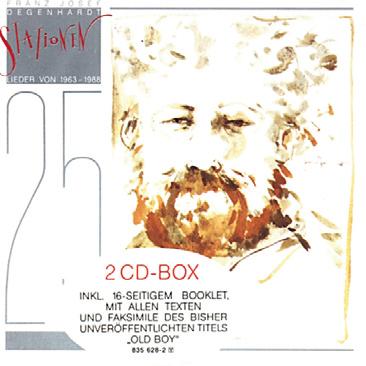 Franz Josef Degenhardt: Stationen