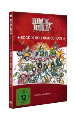 ROCK`N ROLL HIGH SCHOOL
