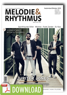 M&R 5/2013 (September/Oktober) - E-Paper
