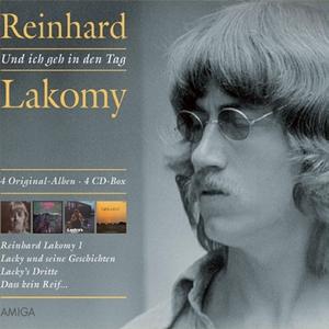 Reinhard Lakomy: Ich geh in den Tag - AMIGA-Alben