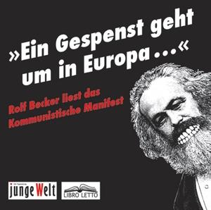 """Rolf Becker """"Kommunistische Manifest"""""""