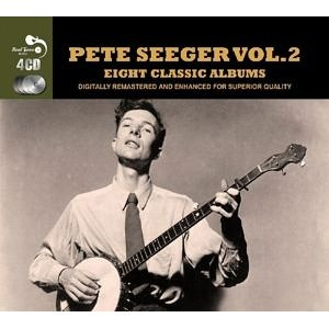 Pete Seeger: 8 Classic Albums