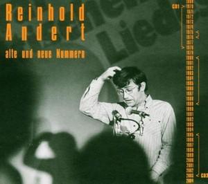 Reinhold Andert: Alte und neue Nummern