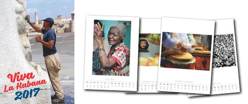 »Viva la Habana« – Fotokalender 2017