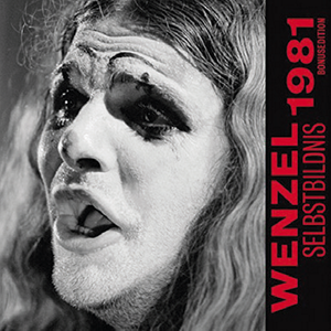 Wenzel: Selbstbildnis 1981