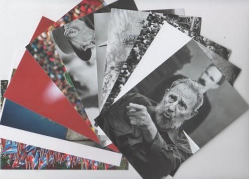 Postkartenset »Fidel es Fidel«